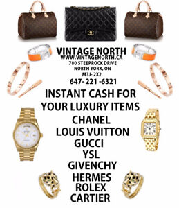 LOUIS VUITTON GUCCI GIVENCHY CHANEL PRADA CARTIER ROLEX YSL