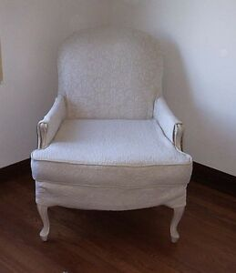Quality Slip Covered Chair