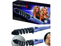 Remington Dual Curl Hair Curlers Brand new with box and unused