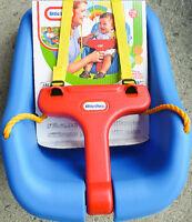 *NEW* Little Tikes 2-in-1 Snug 'n Secure Toddler Preschool Swing