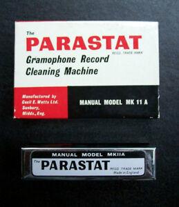 Parastat Record Cleaner