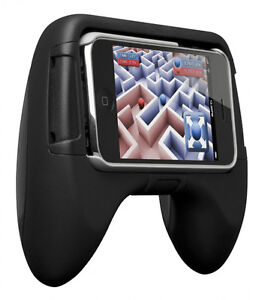 Level Up Vice Classic Controller Gaming Grip for Apple,  Black