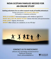 Participants needed for online research study