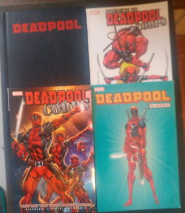 MARVEL DEADPOOL LOT...
