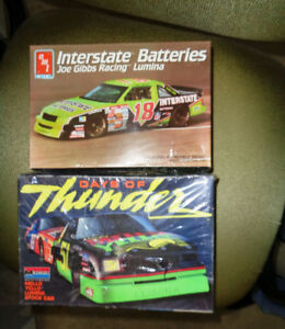Amt Ertl 1992 Lumina Days Thunder Cole Trickle Plastic Model Kit