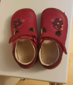 First step shoes