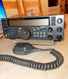 Kenwood ts 570d radio transceiver