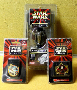 Star Wars Episode 1.. Watch and pin lot
