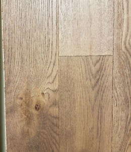 Engineered White Oak Flooring  Blowout! $3.49