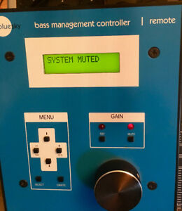Blue Sky 5.1 Bass Management System