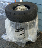 "16"" Pirelli Scorpion Ice & Snow Winter Tires - Used 3 Months"