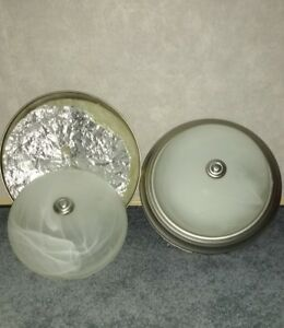 PRICE REDUCED!  Ceiling Circular lights