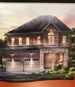 Brand new house for rent in Bowmanville