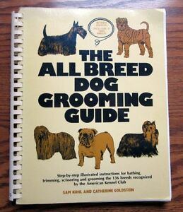 All-Breed Dog Grooming Guide
