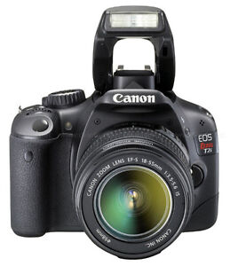 Canon T2i 18Mpx (Like new)