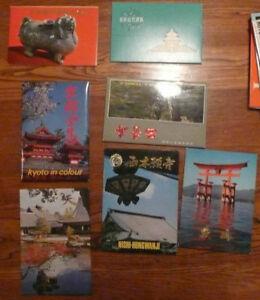 Cartes postales - Souvenirs d'Osaka 1970