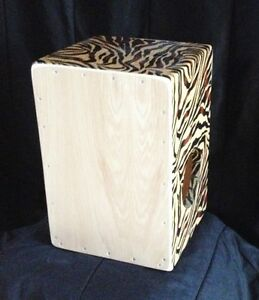 Cajon: 3n1 cajon 3 playing surfaces Tunable snare n tribal sides Cambridge Kitchener Area image 9