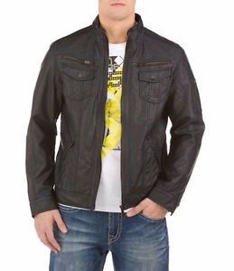 Point Zero (vegan leather) jacket