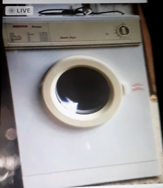 Hoover vent tumble dryer in excellent working order & condition