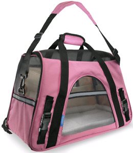 Oxgord airline travel approved pet carry on bag