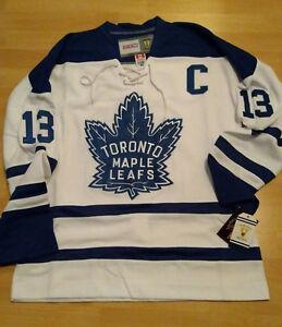 Toronto Maple Leafs Jersey #13 Mats Sundin XL