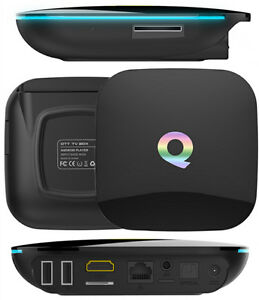 WAVE MEDIA® Q-BOX ANDROID TV BOX★UNLIMITED MOVIES★TV SHOWS★FREE London Ontario image 2