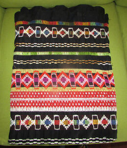 Gorgeous 3-D Embroidered Ethnic Fabric Gatineau Ottawa / Gatineau Area image 1