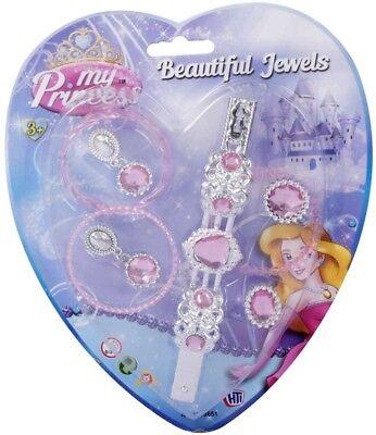 L JEWELS STOCKING FILLER DRESS UP FUN N PLAY, UK SELLER (Disney Princess Dress Up Uk)