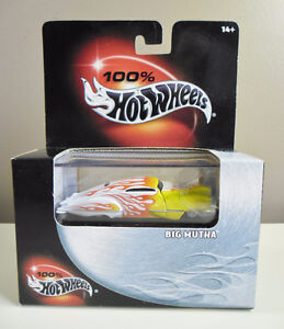 100% Hot Wheels 1/64 Collectible Die Casts (2000)