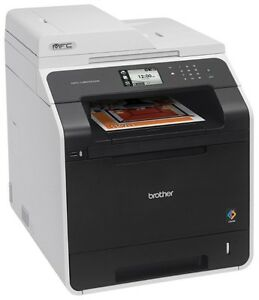 Brother Laser Printer Wireless MFCL8850CDW