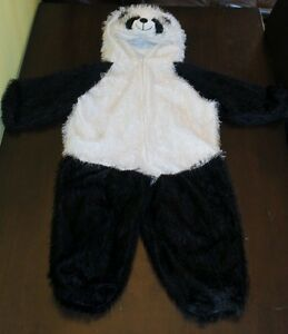PANDA BEAR TODDLER COSTUME