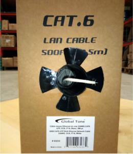 Cables réseaux CAT6 pour entrepreneurs ,Prix Distributeur