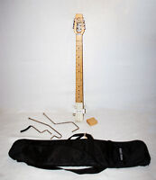 Mini star Rokstar travel Electric guitar with carrying bag