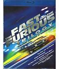 The Fast and the Furious Trilogy (Blu-ray Disc, 2009, 6-Disc Set)