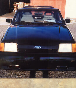Ford EXP Coupé sport