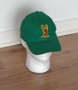 RARE ALEXANDER KEITHS BASEBALL CAP GREEN NOVA SCOTIA FLAG