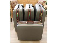 3 Large and 1 Smaller Samsonite Hardshell Suitcases - Price is for each suitcase