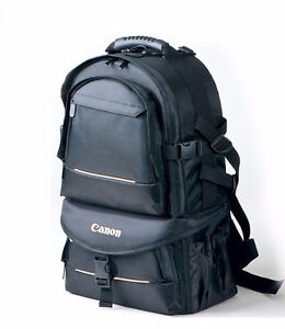 Canon Professionnel Backpack Caméra & Lens Taille XL / NEUF