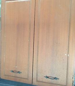 Kitchen cabinets $10 each