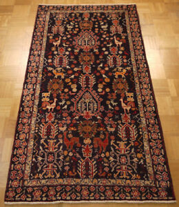 16914-Balutch Hand-Knotted/Handmade Persian Rug/Carpet Tradition