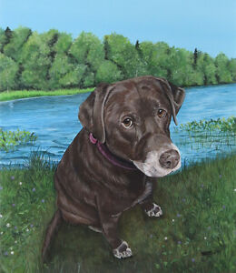 ** Painted Pet Portraits ~ Best Price for Value! **