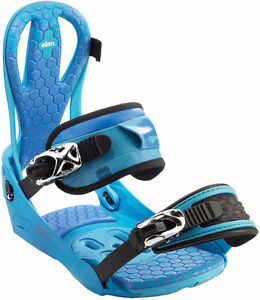 New Elan Xenon Blue M/L Bindings