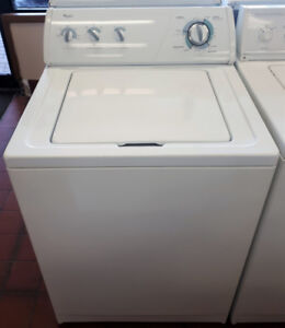 Whirlpool Commercial Quality Super Capacity Washer