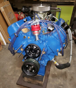 520 Ford engine