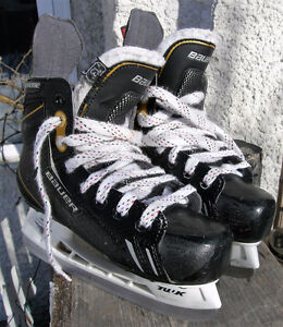 BAUER SUPREME ONE.6 Junior Hockey Skates Size 13 and 13.5 D VGC