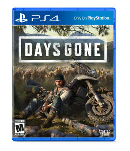PS4 - Days Gone NEW