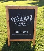 Wedding Rental Shop - Decor, Place Settings, Photo booth & More