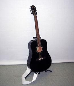 Fender CD-60 Dreadnought Acoustic Guitar  Black
