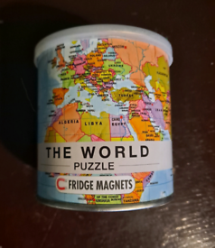 """""""The 🌎 World"""" puzzles 100 pieces"""