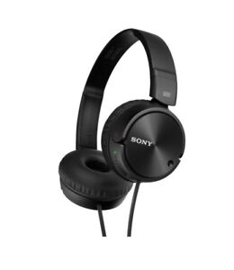 BRAND NEW Sony MDRZX110NC Over-Ear Noise Cancelling Headphones